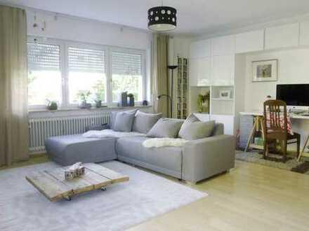 EG-Wohnung mit Gartenanteil in Augsburg Hochzoll