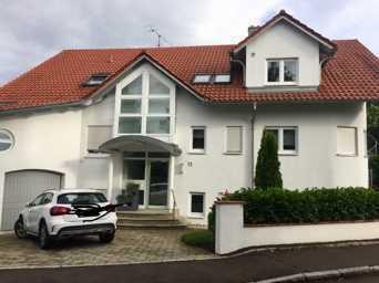 Schöne , moderne, renovierte Ein- Zimmer-Wohnung in Ulm-Einsingen