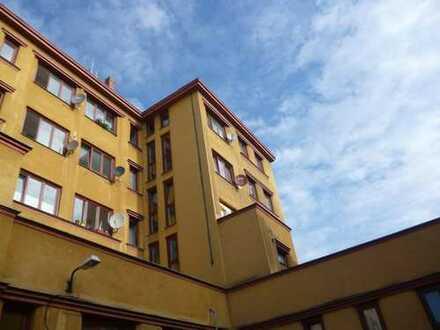 helle 2-Raumwohnung in Dresden-Friedrichstadt