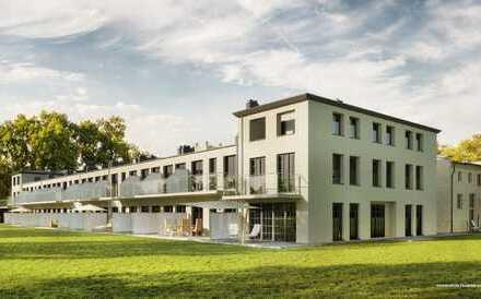 Highlight Uferapartment | 2 Zimmer | Balkon zum Weißen See | exklusive Bäder | Stellplatz |Erstbezug