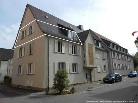 Schöne kleine 3-Zimmer-Wohnung in Münnerstadt