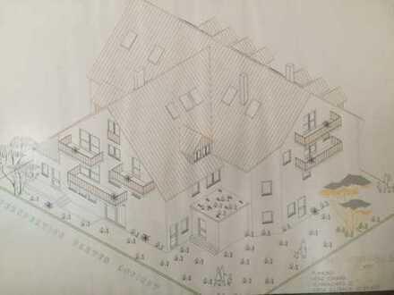 3 Baugrundstücke - Wohnen am Park - einmalige Gelegenheit exclusive 1a L. Wohn Geschäftshaus Pflege