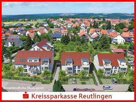 """Dachgeschosswohnung im """"Garten-Carré Maier"""" - provisionsfrei -"""