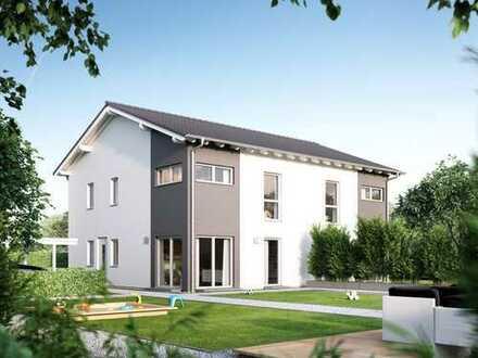 Mit Blick zur Burg Bauen wir Ihr KFW 40 Haus !!