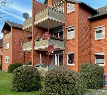 Sanierte 3-Zimmer-Wohnung mit Balkon und EBK in Königslutter
