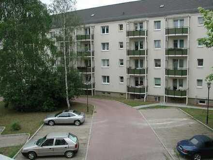 3-Raumwohnung im Wohngebiet Nord - mal anders