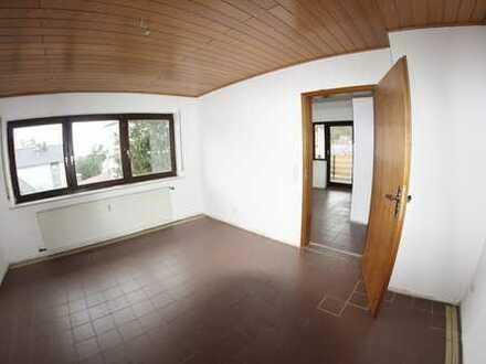 3-4-Zimmer-Obergeschosswohnung mit Balkon - vielseitig oder geteilt nutzbar