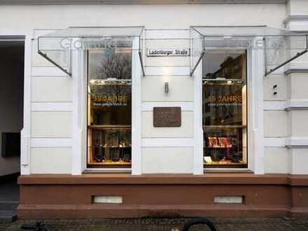 Ladengeschäft direkt am Neuenheimer Marktplatz