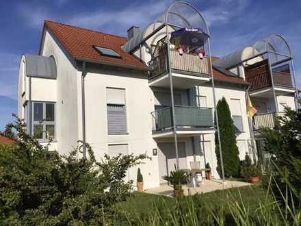 Schöne drei Zimmer Wohnung in Neumarkt in der Oberpfalz