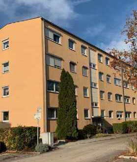 Schöne 3-Zimmer-Wohnung mit Balkon in Regensburg