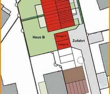 Hier genügt ein Fahrrad : Neubau Doppelhaushälfte, Haus A