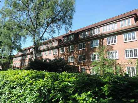 Einziehen und wohlfühlen! 2-Zimmer-Wohnung in Hamburg-Langenhorn (Ochsenzoll)!