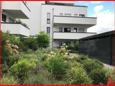 4-Zimmer Gartenwohnung in Citylage