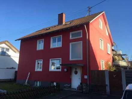 Stilvolle, sanierte 3-Zimmer-Wohnung mit Balkon und Einbauküche in Weil am Rhein