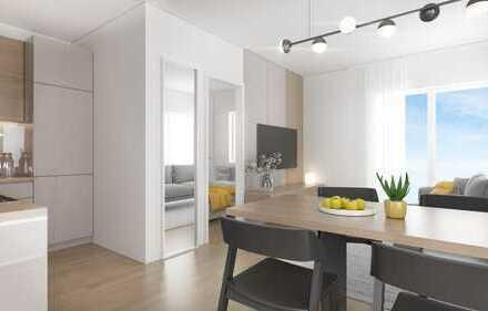 Moderne 3 Zimmer Neubauwohnung in schöner Lage