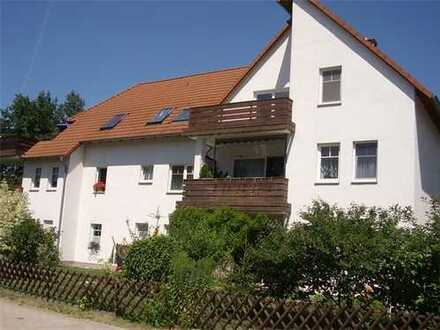 3-Raum Dachgeschoss Wohnung mit Südbalkon zu verkaufen!
