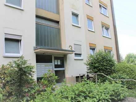 Helle gut geschnittene 3-Zimmer Wohnung auf ca. 85qm inkl. Stellplatz