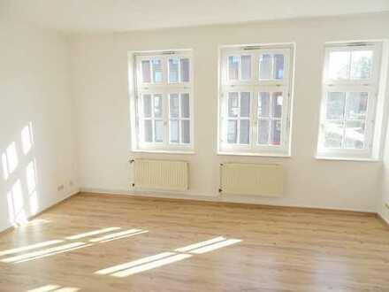 Glücksgriff: top renovierte Wohnung im Inselviertel