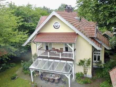 Architektenhaus in Rheine-Elte