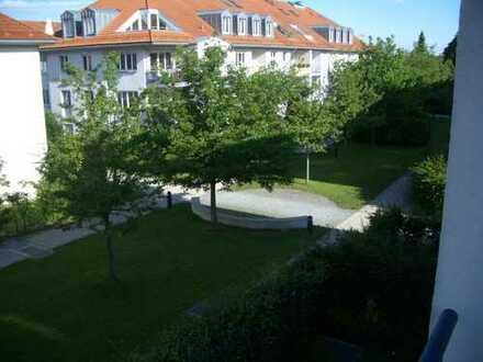 Helle 2-Zimmerwohnung mit Süd-West Balkon