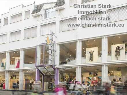 700 qm Geschäftsfläche in 1 AAA Lage Fußgängerzone Bad Kreuznach mit 20 m Schaufenster !