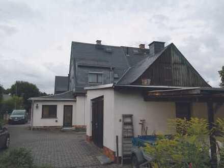 Doppelhaushälfte mit großem Garten in sehr guter Wohnlage von Plauen zu vermieten
