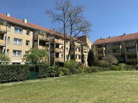 Moderne 4-Zimmer Wohnung in München (Kreis), Unterschleißheim mit großem Garten