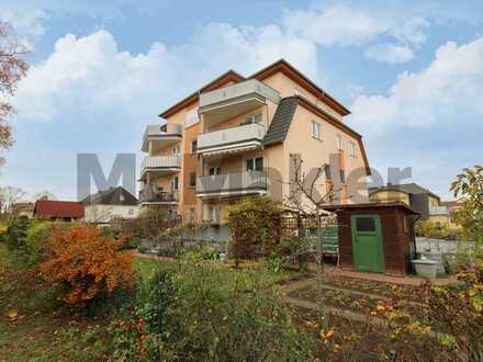 Barrierearm, modern, geräumig: Neuwertiger 4-Zimmer-Wohntraum mit großem Balkon und TG-Stellplatz