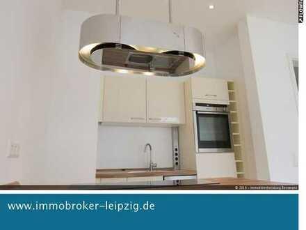 / großzügige 2- Raum Wohnung mit Balkon und Einbauküche / ab 01.08.