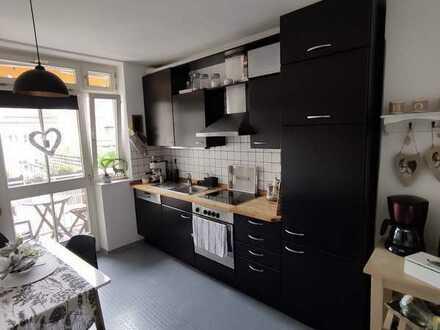 Schöne 4-Zimmer-Wohnung mit zwei Balkonen in Füssen