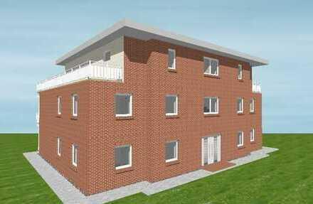 Neubau, tolle 3 Zi-ETW im Obergeschoss in Meldorf