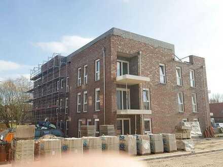 ** NEUBAU ** 2-Zimmer-Wohnung mit Balkon in Westerstede