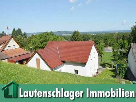 Idyll! Großes Grundstück mit Altbestand in grüner Stadtrandlage von Neumarkt
