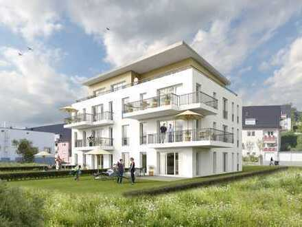 Provisionsfrei vom Bauträger: stilvolle 5-Zimmer-Penthouse-Wohnung mit Terrasse in Halver