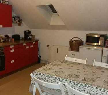 2-Zimmer-DG-Wohnung in Bochum