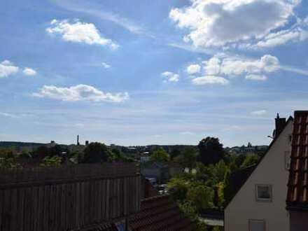 Mainburg - Stadtmitte! Top gepflegte DG-Wohnung mit Garage, kl. Dachterrasse und vieles mehr