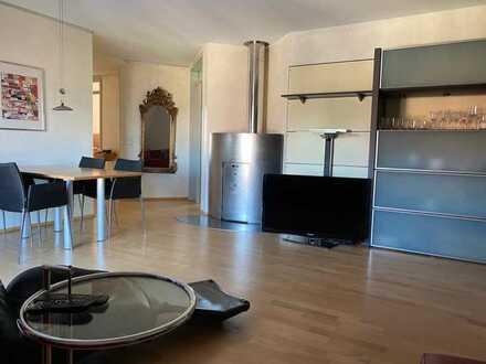 Exklusive, gepflegte 3-Zimmer-Wohnung mit Balkon und Einbauküche in Schifferstadt