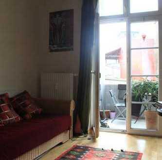 ruhige 3-Zimmer-Wohnung mit Balkon im Herzen Potsdams