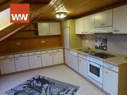 Sehr gepflegte rustikale gestaltete 3- Zimmer Wohnung in Naabeck