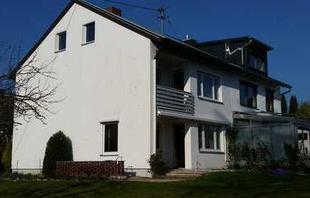 Doppelhaushälfte in Toplage im Gögginger Süden