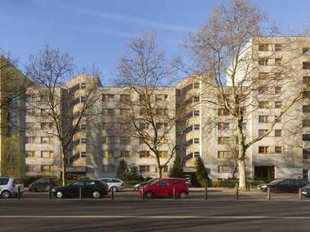 Singlewohnung mit Balkon und Blick ins Grüne!