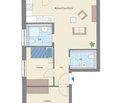 Ihre neue Wohlfühlwohnung! 3,5 Zimmer Wohnung im STADTTOR Ravensburg!