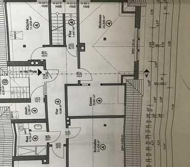 Sehr schöne, geräumige fünf Zimmer Wohnung in Lippe (Kreis), Detmold
