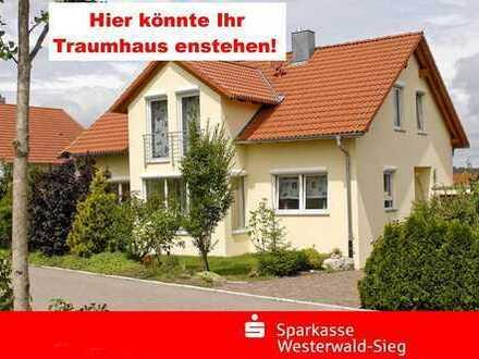 schönes Baugrundstück in Scheuerfeld - sofort bebaubar