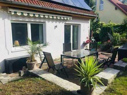 Familienfreundliches, zukunftssicheres Haus mit Photovoltaik