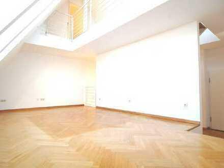 Wohnen im historischen Dreiflügelhaus! Exklusive Ausstattung! Loftcharakter!