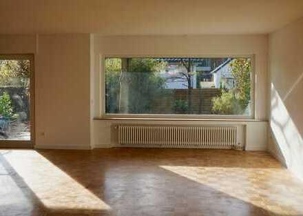 Erstbezug nach Sanierung: Helles Einfamilienhaus mit Garten in Münster, Sudmühle