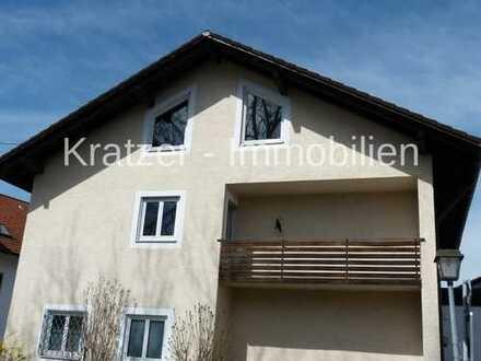 Dachboden in Wohn- und Geschäftshaus in Betzigau