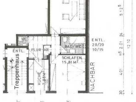 Erstbezug nach Sanierung: stilvolle 2-Zimmer-Wohnung (60qm) in Köln-Braunsfeld