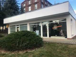 Verkaufspavillon 35m² für Dienstleistungsgewerbe, Blumenladen, Café, Schlüsseldienst, Bäcker usw.